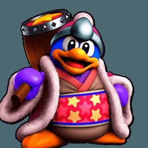 SSBU King Dedede Alternative Costume 2