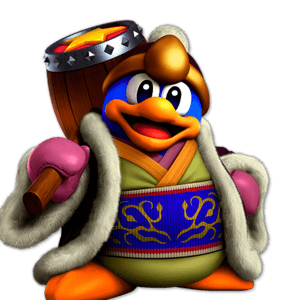 SSBU King Dedede Alternative Costume 4