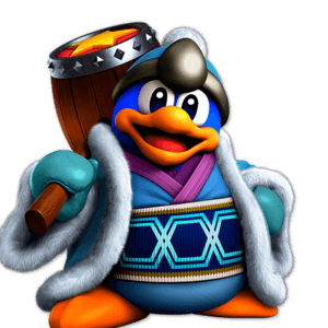 SSBU King Dedede Alternative Costume 5