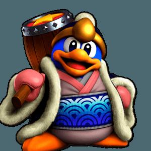 SSBU King Dedede Alternative Costume 7