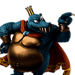 SSBU King K. Rool Alternative Costume 3
