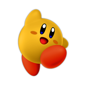SSBU Kirby Alternative Costume 2