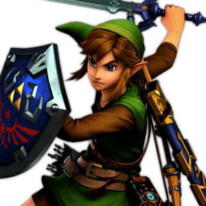 SSBU Link Alternative Costume 2