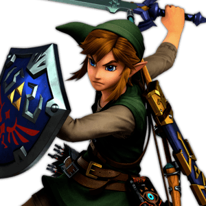 SSBU Link Alternative Costume 6