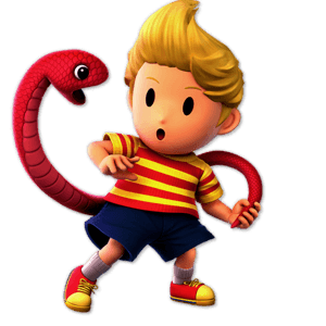 SSBU Lucas Alternative Costume 1