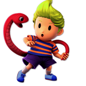 SSBU Lucas Alternative Costume 3