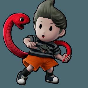 SSBU Lucas Alternative Costume 5