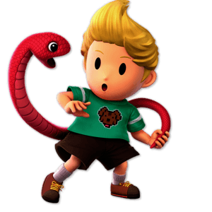 SSBU Lucas Alternative Costume 7