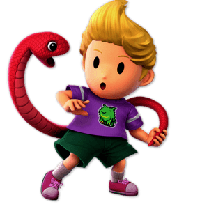 SSBU Lucas Alternative Costume 8