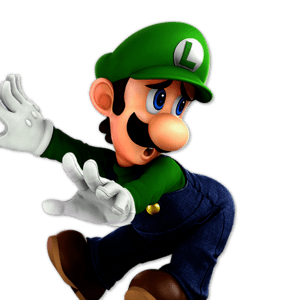 SSBU Luigi Alternative Costume 1