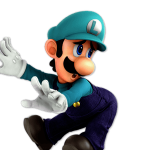 SSBU Luigi Alternative Costume 4
