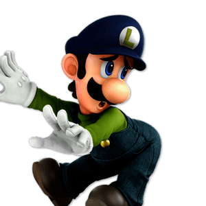 SSBU Luigi Alternative Costume 7