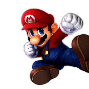 SSBU Mario Alternative Costume 1