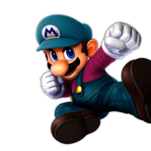 SSBU Mario Alternative Costume 3