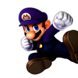 SSBU Mario Alternative Costume 6