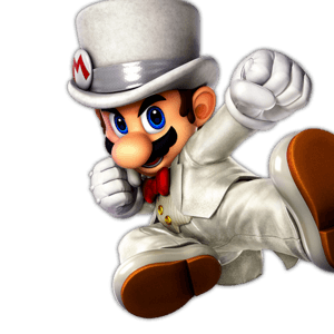 SSBU Mario Alternative Costume 8