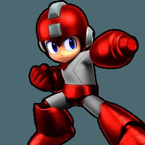 SSBU Mega Man Alternative Costume 2