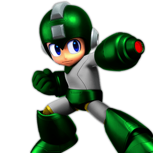 SSBU Mega Man Alternative Costume 3