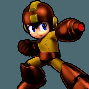 SSBU Mega Man Alternative Costume 4