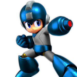 SSBU Mega Man Alternative Costume 5