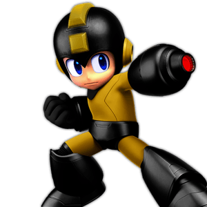 SSBU Mega Man Alternative Costume 8