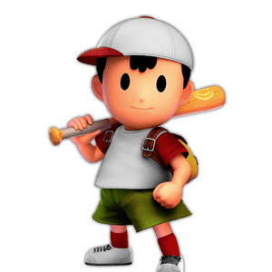 SSBU Ness Alternative Costume 2