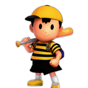 SSBU Ness Alternative Costume 3