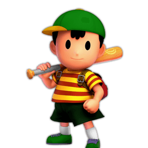 SSBU Ness Alternative Costume 4