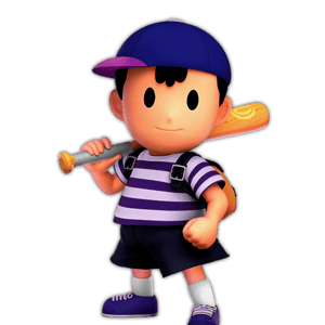 SSBU Ness Alternative Costume 5