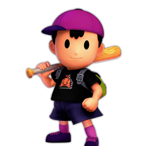SSBU Ness Alternative Costume 6