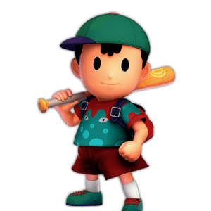 SSBU Ness Alternative Costume 7