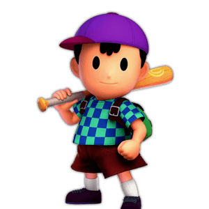 SSBU Ness Alternative Costume 8