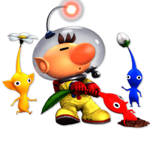 SSBU Olimar Alternative Costume 1