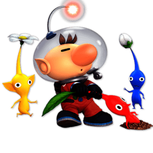 SSBU Olimar Alternative Costume 2