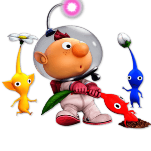 SSBU Olimar Alternative Costume 7
