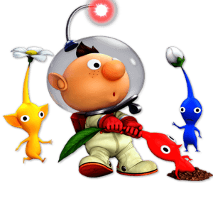 SSBU Olimar Alternative Costume 8