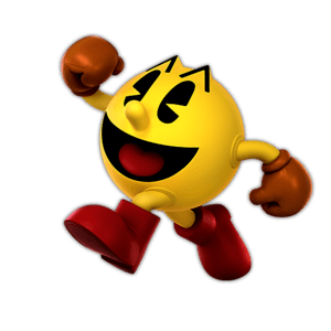 SSBU Pac Man Alternative Costume 1