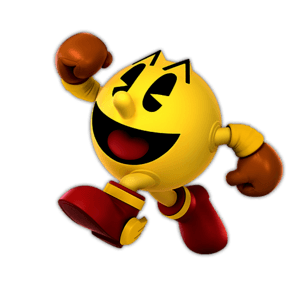 SSBU Pac Man Alternative Costume 3