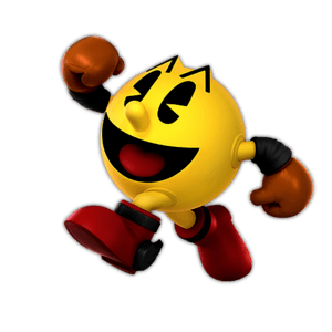 SSBU Pac Man Alternative Costume 4