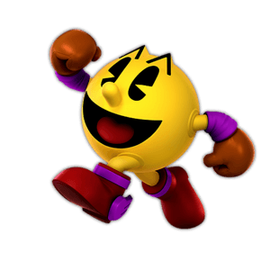 SSBU Pac Man Alternative Costume 5
