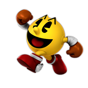SSBU Pac Man Alternative Costume 6