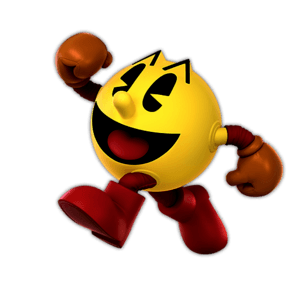 SSBU Pac Man Alternative Costume 7