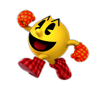 SSBU Pac Man Alternative Costume 8