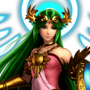 SSBU Palutena Alternative Costume 2