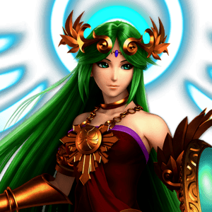 SSBU Palutena Alternative Costume 6