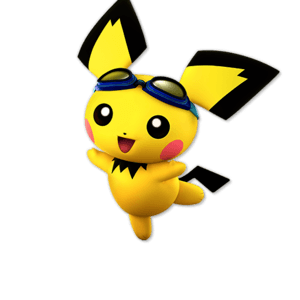 SSBU Pichu Alternative Costume 2