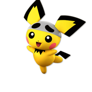 SSBU Pichu Alternative Costume 4
