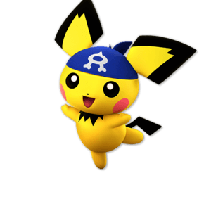 SSBU Pichu Alternative Costume 5