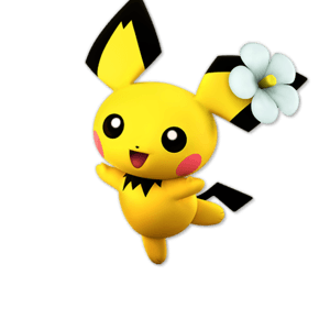 SSBU Pichu Alternative Costume 7