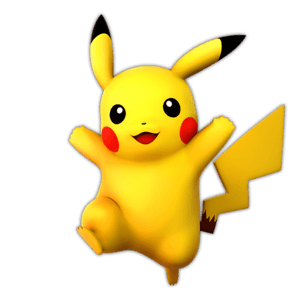 SSBU Pikachu Alternative Costume 1